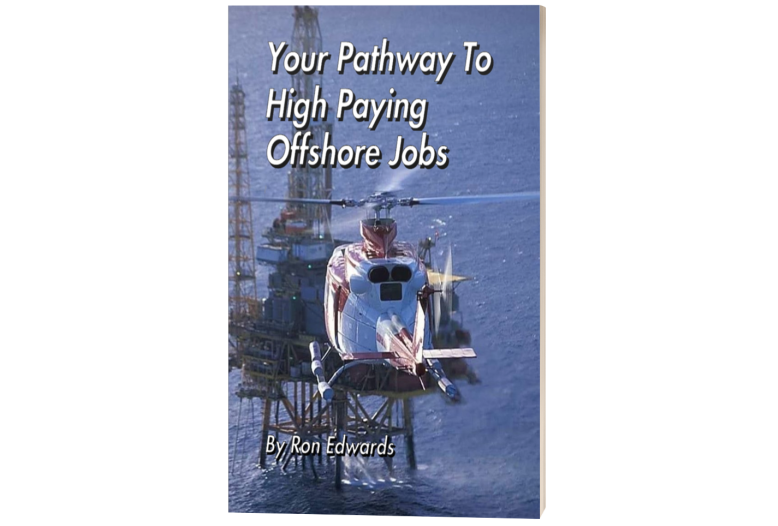 your pathway to high paying offshore jobs book cover