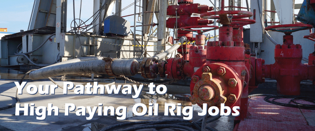 Oil Rig Deck